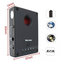 Spy Mini and Hidden Camera Finder