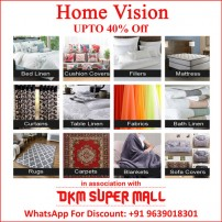 UPTO 40% OFF | Cushion Covers, Rugs, Sofa Covers In Aligarh