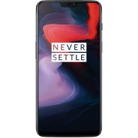 OnePlus 6 (Mirror Black, 128GB Storage) (8GB RAM) with 6.28-inch Full HD+Optic AMOLED Display, 20+16 MP Dual Rear Camera, OnePlus Mobiles