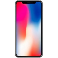 Apple iPhone X 256 GB Space Grey, iPhone