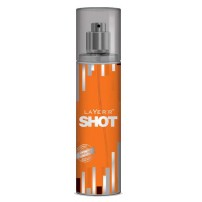 Layer'r Shot Deodrant, Smokin Hot, 135ml