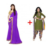Designer Saree Buy One Get One Free