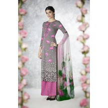 Cotton Salwar Suit, Un-Stitched Dress Materials
