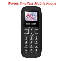Kechaoda K10 World Smallest Finger Sized Bluetooth Phone