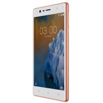 Nokia 3 (White, Black, Blue), 5.0 inches, 2 GB Ram