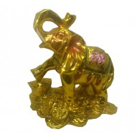 Feng Shui Elephant Lifting Leg