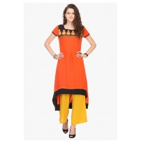 Beautiful Rayon Printed Kurti