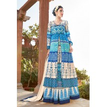 Latest Designer Suit, Digital Printed, Stitched Salwar Suit