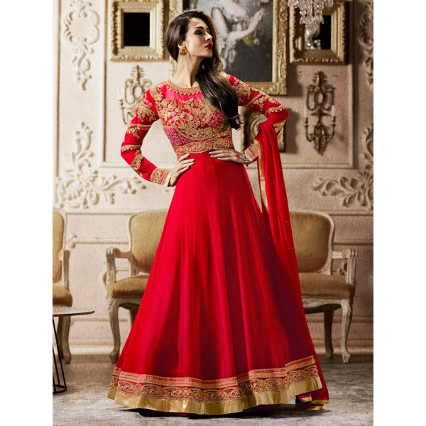 Latest Salwar Suit, Semi Stitched Salwar Suit